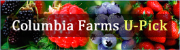 Columbia Farms logo