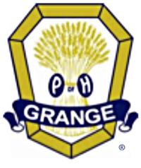 Sauvies Island Grange logo