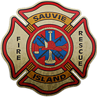 Sauvie Island Fire Department logo