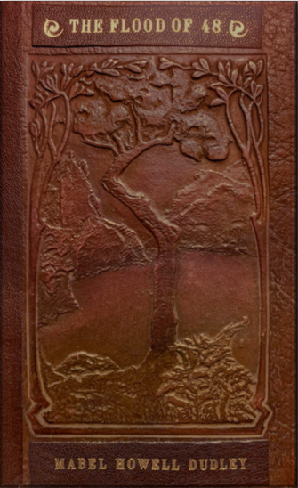 Book cover The Flood of '48 by Mabel Howell Dudley